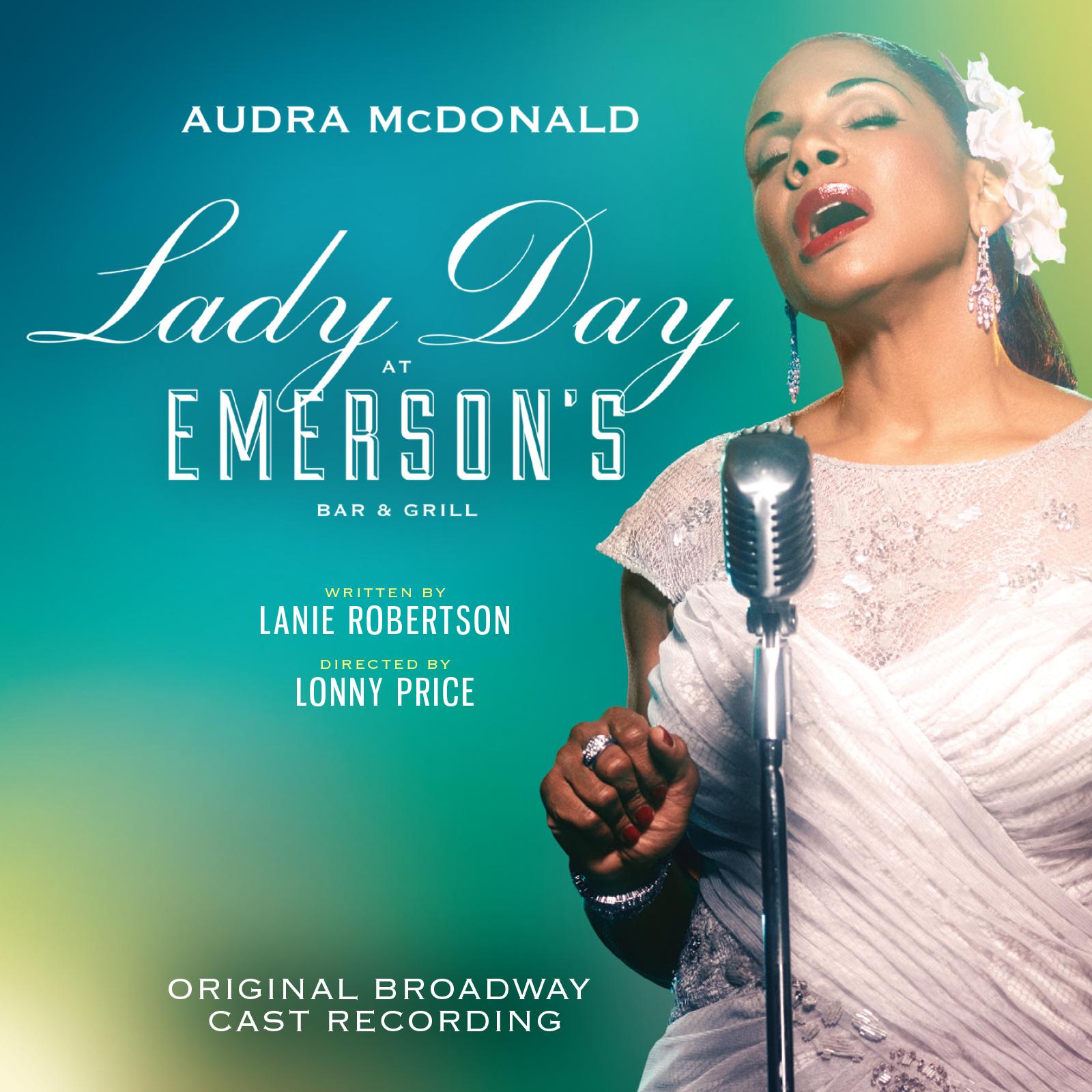 Audra McDonald recordings
